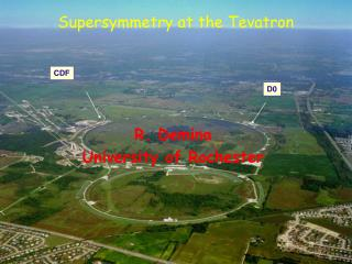 Supersymmetry at the Tevatron