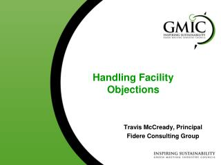Handling Facility Objections