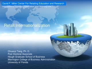 Retail Internationalization