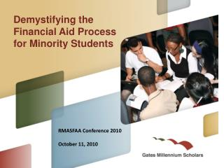 Demystifying the Financial Aid Process for Minority Students