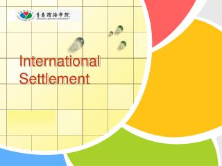International  Settlement