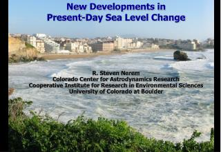 New Developments in  Present-Day Sea Level Change