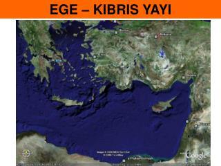 EGE – KIBRIS YAYI