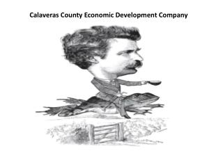 Calaveras County Economic Development Company