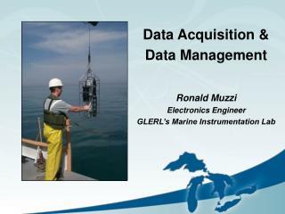 Data Acquisition & Data Management