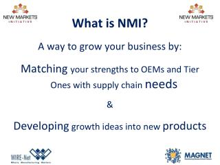 What is NMI?