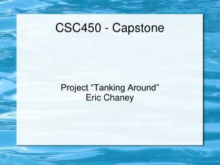 CSC450 - Capstone