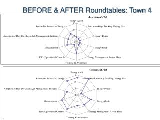 BEFORE & AFTER Roundtables: Town 4