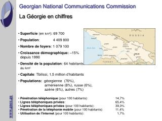 Georgian National Communications Commission