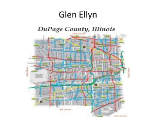 Glen  E llyn
