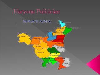 Haryana Non Jat, Haryana Non Jaat, Haryana Politician