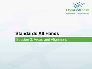 Standards All Hands