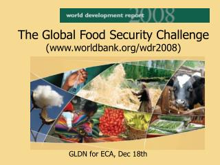 The Global Food Security Challenge (worldbank/wdr2008)