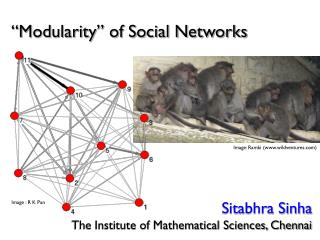 """Modularity"" of Social Networks"