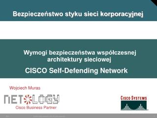 Bezpieczeństwo styku sieci korporacyjnej