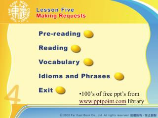 100's of free ppt's from  pptpoint  library
