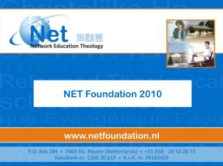 NET Foundation 2010
