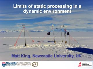 Limits of static processing in a dynamic environment