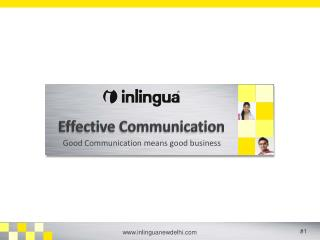 How to improve English speaking-Inlingua Method