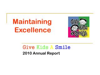 Maintaining  Excellence