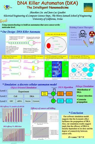* Our Design: DNA Killer Automata