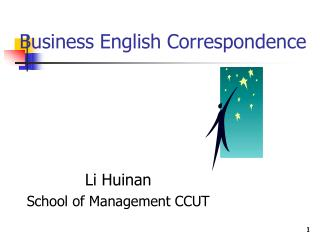 Business English Correspondence