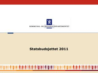 Statsbudsjettet 2011