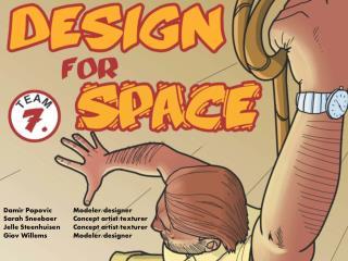 Damir PopovicModeler/designer Sarah SneeboerConcept artist/texturer