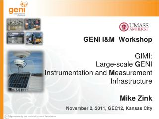 November  2, 2011, GEC12, Kansas City