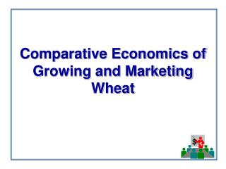 Comparative Economics of Growing and Marketing Wheat