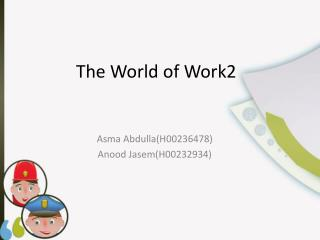 The World of Work2
