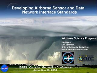 ISPRS / Canadian Geomatics Conference June 14 – 18, 2010