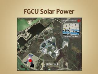 FGCU Solar Power