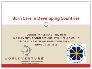 Burn Care in Developing Countries
