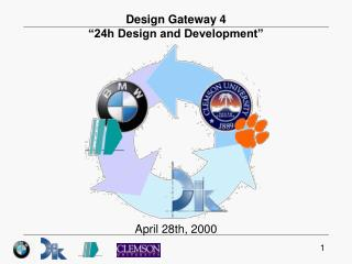 "Design Gateway 4  ""24h Design and Development"""