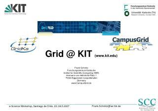 Grid @ KIT  (kit)
