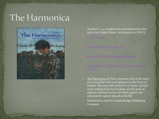 The Harmonica