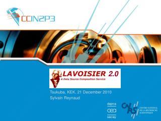 Lavoisier 2.0