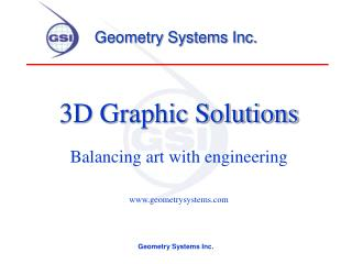 Geometry Systems Inc.