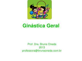Gin�stica Geral
