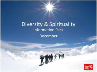 Diversity & Spirituality