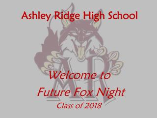 Ashley Ridge High School
