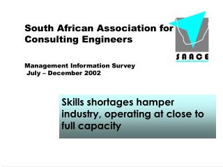 Skills shortages hamper industry, operating at close to full capacity