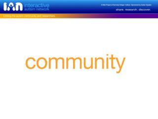 IAN Community