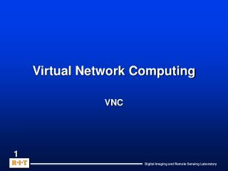 Virtual Network Computing