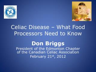 Celiac Disease – What Food Processors Need to Know