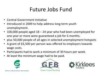 Future Jobs Fund