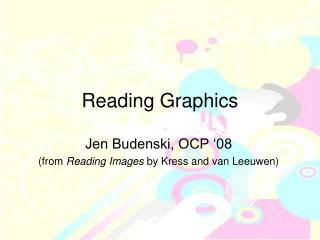 Reading Graphics