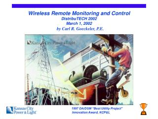 Wireless Remote Monitoring and Control