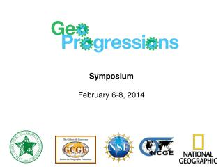 Symposium February 6-8, 2014